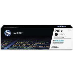 Cartouche laser noir HP 201X CF400X