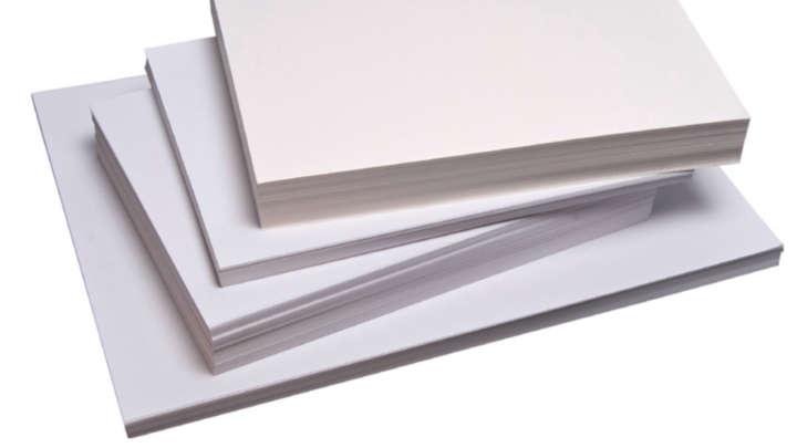 papier et support d'impresison