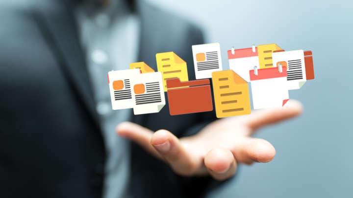 partage de données