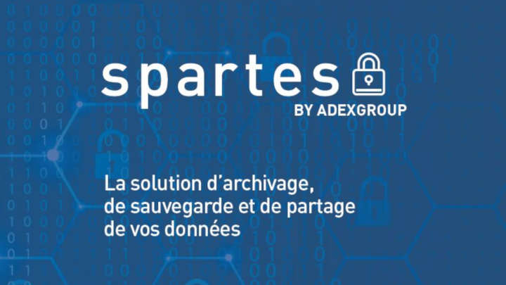 offre SPARTES adexgroup