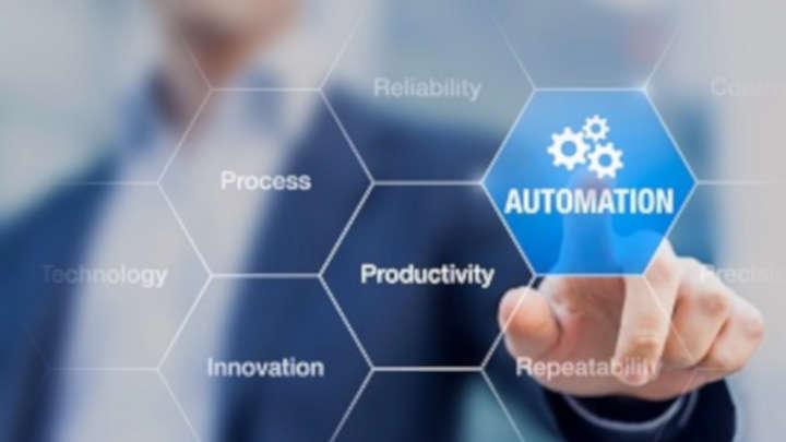 données variables et flux de productivité automatisé
