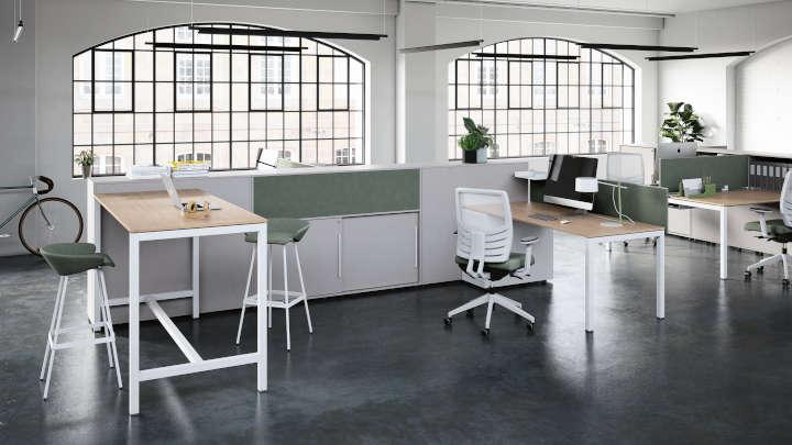 espace de travail bureaux