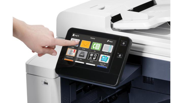 la LRE EIDAS directement depuis votre multifonctions Xerox