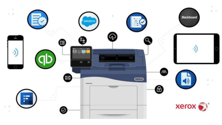 Xerox altalink et versalink numérise la transition digital par xerox paris