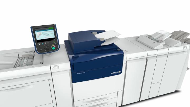 Xerox press versant 80 la production couleur adaptée à toutes entreprises par Adexgroup xerox Paris