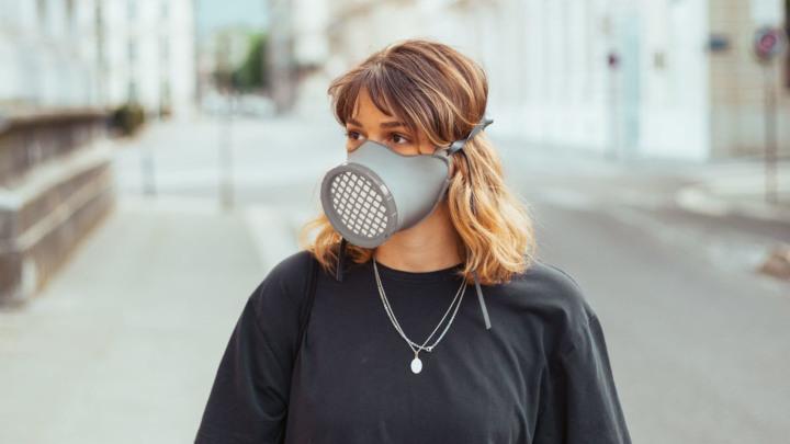 masque protecteur ocov distribnué par adexgroup
