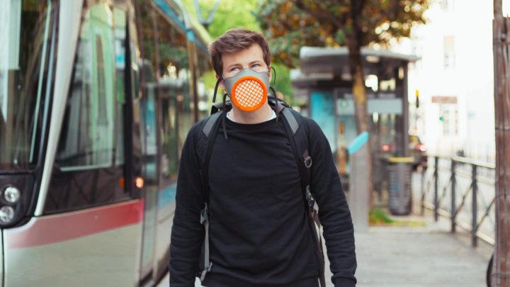 masque OVOV masque FMP1 utilisable 100 fois distribué par Adexgroup